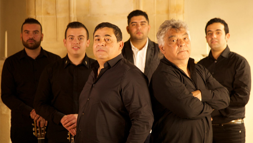 Gipsy Kings en el Hollywood Bowl de Los Ángeles