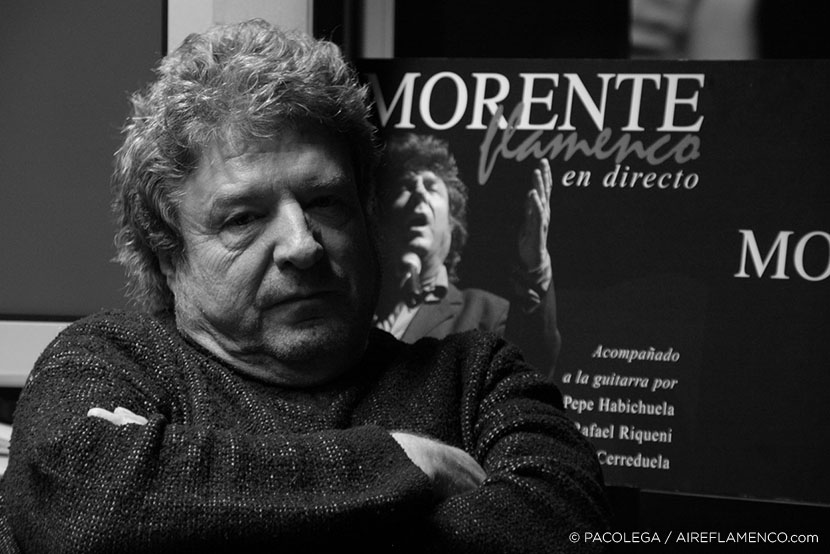 Enrique Morente, flamenco