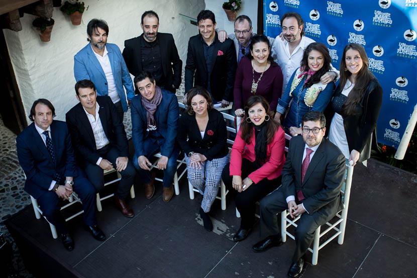 Noche Blanca del Flamenco de Córdoba 2016, programación presentación