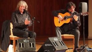 José Mercé y Manuel Parrilla en Andalucía Flamenca