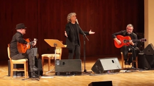 Mayte Martín en Andalucía Flamenca