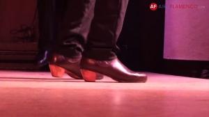El baile flamenco de El Choro
