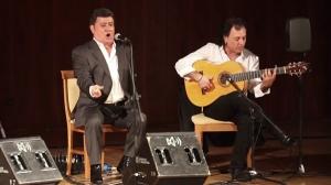José Menese por marianas en el Auditorio Nacional