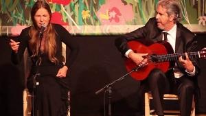 Rocío Márquez y Miguel Ángel Cortés por tangos
