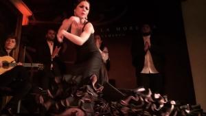 El baile flamenco de Olga Pericet