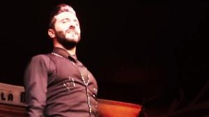 Adrián Sánchez, baile flamenco en Corral de la Morería