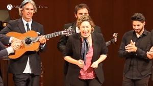 Flamenco: Arcángel, Miguel Poveda y Estrella Morente por bulerías