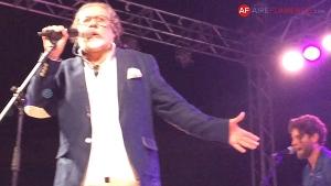 Diego Carrasco en Homenaje a El Torta