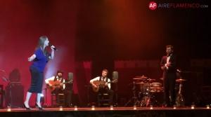 Argentina en concierto de Miguel Poveda en Guaro