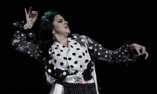 El arte flamenco de disfrutar de María Moreno