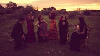 El flamenco de Al-Alimón en La Libre de Barrio