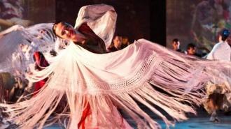 Sorolla del Ballet Nacional de España en el Liceu de Barcelona