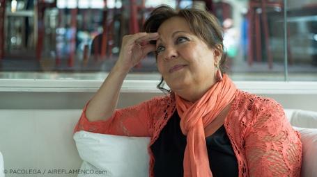 El nuevo encuentro flamenco con Carmen Linares