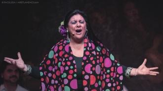 El cante flamenco de Chelo Pantoja en La Libre Flamenco
