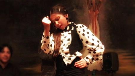 En los Encuentros Flamencos de Granada sucedieron cosas