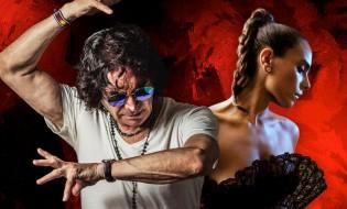 El bailaor flamenco Cristobal Reyes se despide de los escenarios en México