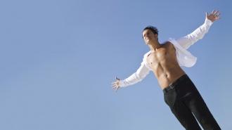 El cante flamenco de David Palomar, de La Viña al cielo atlántico del Balón