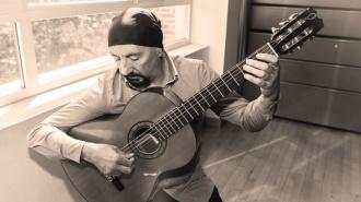Diego Losada estrena su espectáculo flamenco Atemporal en Granada
