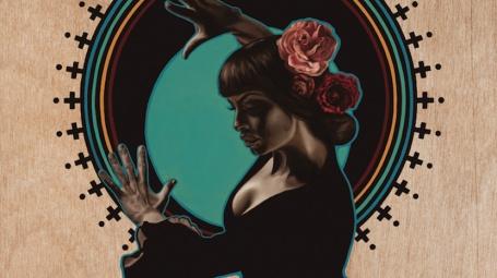 Jodie Herrera crea la imagen de Festival Flamenco Alburquerque 2019