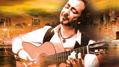 Guitarra flamenca espectacular en Albacete