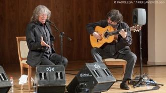 El flamenco grande de José Mercé y Manuel Parrilla