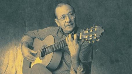 Antonio Carmona recuerda a Juan Habichuela con Mencanta