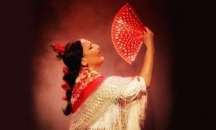El baile flamenco de La Lupi y Alfonso Losa en Tokio