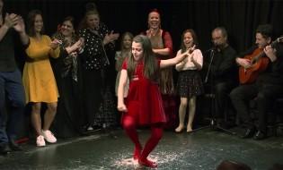 Las jóvenes bailaoras de La Truco son virales en Facebook
