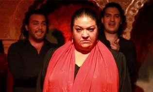 Con Pilar Montoya 'La Faraona' se va esencia fundamental del flamenco