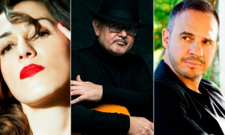 El flamenco y el fado se encuentran en Barakaldo