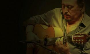 La gran noche del guitarrista flamenco Manuel Silveria en Valdepeñas