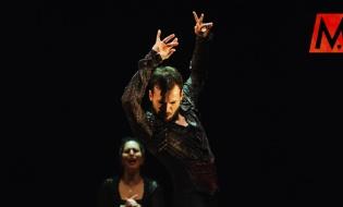 El baile de Marco Flores abre el festival Flamenco Madrid 2017
