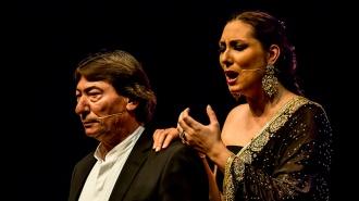 Marina Heredia cantará con Jaime Heredia 'El Parrón' en Madrid