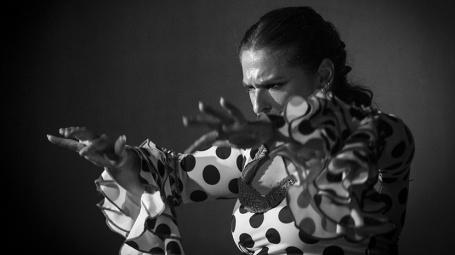 El baile flamenco de Pastora Galván en la cámara de Beatrix Mexi Molnar