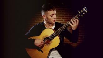 El guitarrista gaditano Pipo Romero presenta su próximo disco con Sony Music