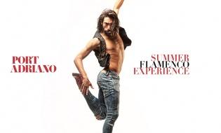 Eduardo Guerrero en Summer Flamenco Experience de Port Adriano