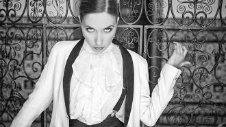 El cante flamenco de Rocío Márquez en Primavera Sound 2015