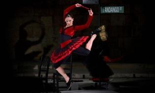 Sara Calero estrena Fandango Avenue en Madrid en Danza 2019